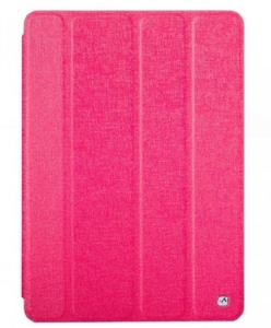 Чехол для iPad Air Hoco Star Leather Hot Pink