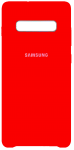 Чехол для Samsung Galaxy S10 plus Red