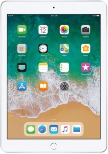iPad 9.7 128Gb WiFi Silver (2018) NEW