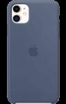 Чехол для iPhone 11 Original Silicone Copy Alaskan Blue