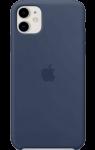 Чехол для iPhone 11 Original Silicone Copy Midnight Blue