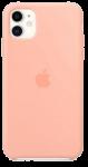 Чехол для iPhone 11 Original Silicone Copy Grapefruit