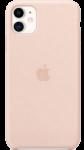 Чехол для iPhone 11 Original Silicone Copy Pink Sand