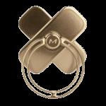 Держатель Momax X-Ring Golden