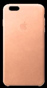 Чехол для iPhone 6 6s Original Leather Copy Gold