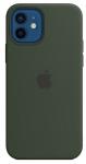Чехол для iPhone 12/12 Pro Original Silicone Copy Granny Grey