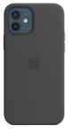 Чехол для iPhone 12/12 Pro Original Silicone Copy Charcoal Grey