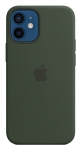 Чехол для iPhone 12 mini Original Silicone Copy Forest Green