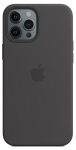 Чехол для iPhone 12 Pro Max Original Silicone Copy Charcoal Grey