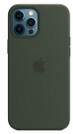 Чехол для iPhone 12 Pro Max Original Silicone Copy Forest Green