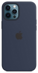 Чехол для iPhone 12/12 Pro Original Silicone Copy Deep Navy