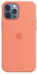 Чехол для iPhone 12 Pro Max Original Silicone Copy Pink