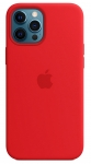 Чехол для iPhone 12 Pro Max Original Silicone Copy Red