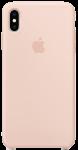 Чехол для iPhone Xs Max Original Silicone Copy Pink