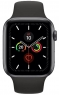 Watch 44mm Space Gray Aluminum Case with Black Sport Band (MWVF2) Series 5 GPS