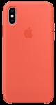 Чехол для iPhone Xs Original Silicone Copy Nectarine