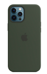 Чехол для iPhone 12 Pro Max Original Silicone Copy  Cyprus Green