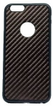 Чехол для iPhone 7 plus TPU Carbon brand
