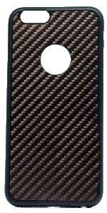 Чехол для iPhone 7 TPU Carbon brand
