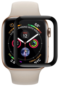 Защитное стекло для Apple Watch Blueo 38mm High Molecule Shock Resistant