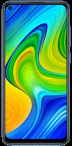 Xiaomi Redmi Note 9 3/64 Black (NFC) EU