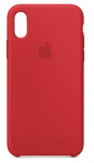 Чехол для iPhone Xr Original Silicone Copy Red