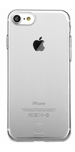 Чехол для iPhone 7/8/SE Baseus Simple Series Case Transparent