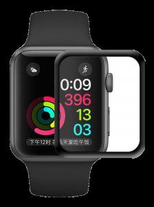Защитное стекло для Apple Watch Blueo 40mm High Molecule Shock Resistant