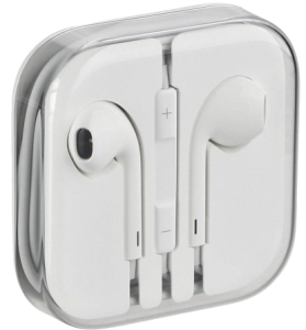 Apple EarPods HandsFree with Remote and Mic (MD827) Оригинал