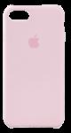 Чехол для iPhone 7 Original Silicone Copy Pink Sand