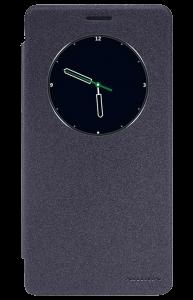 Чехол для Xiaomi Max Nillkin Sparkle Leather Black