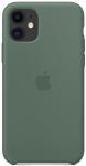 Чехол для iPhone 11 Original Silicone Copy Forest Green