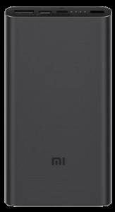 Внешний аккумулятор Xiaomi Power Bank 3 10000 mAh Black