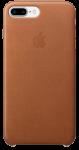 Чехол для iPhone 7 Plus Original Leather Copy Saddle Brown