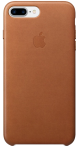 Чехол для iPhone 7 Plus Original Leather Copy Saddle Brown