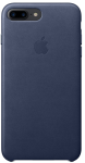 Чехол для iPhone 7 Plus Original Leather Copy Midnight Blue