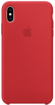 Чехол для iPhone Xs Max Original Silicone Copy Red