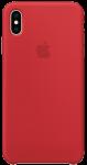 Чехол для iPhone Xs Max Original Silicone Copy Red