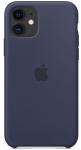 Чехол для iPhone 11 Original Silicone Copy Blue