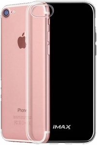 Чехол для iPhone 7 plus iMAX High Transparent TPU