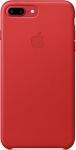 Чехол для iPhone 7 Plus Original Leather Copy Red