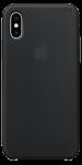 Чехол для iPhone Xs Original Silicone Copy Black