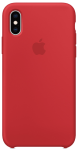 Чехол для iPhone Xs Original Silicone Copy Red