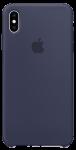 Чехол для iPhone Xs Original Silicone Copy Midnight Blue