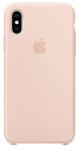 Чехол для iPhone Xs Original Silicone Copy Pink