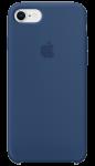 Чехол для iPhone 7/8/SE Original Silicone Copy Blue Cobalt