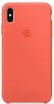 Чехол для iPhone Xs Max Original Silicone Copy Nectarine