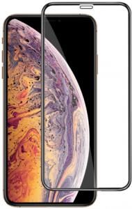 Защитное стекло для iPhone Xs Max Mr.Yes 3D Tempered Glass Black