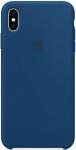 Чехол для iPhone Xs Original Silicone Copy Blue Horizon