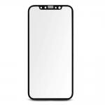 Защитное стекло для iPhone Xs +NEU Chatel Full 3D Crystal Front Black
